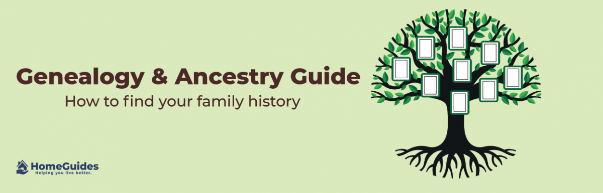 Genealogy & Ancestry Guide