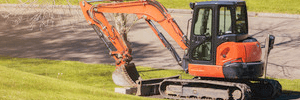 Reducing The Cost Of Hiring a Mini Digger
